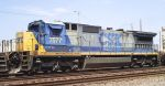CSX C 40-8 7577 